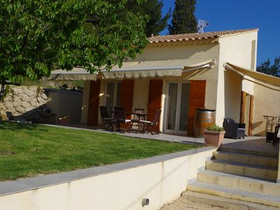 Photo for Cottage in Provence: Le Clos des Sources - quiet in the countryside.