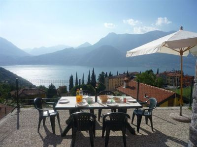 Photo for 3BR Apartment Vacation Rental in Varenna (Perledo)