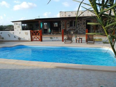 Photo for Vacation home Villa Indira  in Lajares, Fuerteventura - 4 persons, 2 bedrooms