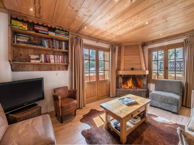 Photo for Villa Megève, 4 bedrooms, 8 persons