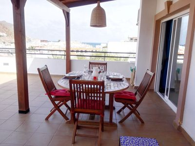Photo for CENTRAL PENTHOUSE WITH LARGE TERRACE AND VIEWS. FREE WIFI