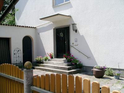 Photo for Spacious, light-filled Apartments for 1-8 People, free  WLAN, near Nuremberg