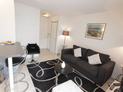 Photo for Modern 2 bedroom mini ideally located in the center of Cannes