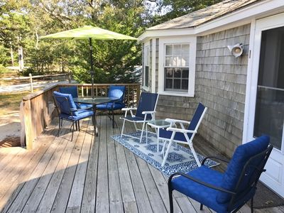 Photo for Newly-Renovated, Adorable 2BD Cottage--A/C, Close to Bike Path & Marconi Beach