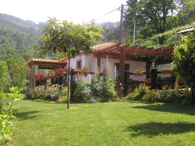Photo for Comfortable small holiday home in Lugar Sao Pedro, North of Portugal.