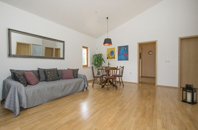 Photo for Holiday dream for 4 + 2 persons - only 30 meters from the beach!