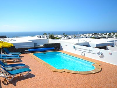 Photo for Casa De Salamo - Great 2 bedroom family villa - Similar units available for larger groups