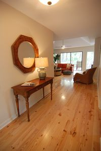 Photo for Newly renovated ~ Steps from the Beach ~ Resort privileges included!