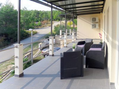 Photo for Apartment Rosa (ZAD728) in Zadar - 6 persons, 2 bedrooms