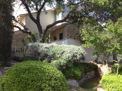 Photo for Cute 3/2/1 Condo With Beautiful Views Of Lake LBJ& In The Heart Of HSB!