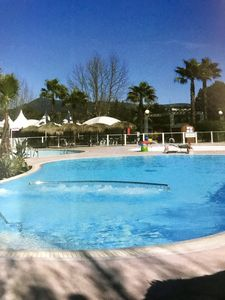 Photo for RENTAL MOBILE HOME IN CAMPING **** ON THE FRENCH RIVIERA
