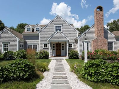 Photo for Pristine Marstons Mills Family Estate Sleeps 11, Pool, Private -- Yet Close to What Counts; 160-MM