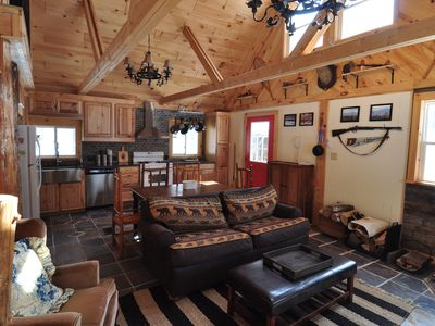 Photo for Beautiful Cabin  With Wonderful Scenic Views