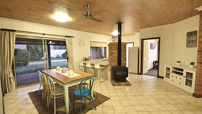 Photo for Short stroll to the beach- Sleeps 9