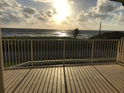 Photo for NEW!!!   PALM BEACH AREA - LUXURY BEACHFRONT - JUST RENOVATED  (Full Season)