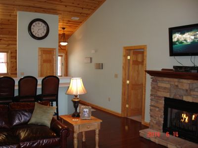 Photo for 3BR Condo Vacation Rental in Caryville, Tennessee