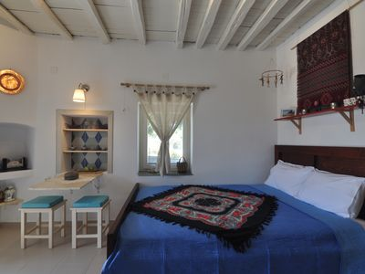 Photo for Summer Cottage house next to Milos Hot Springs