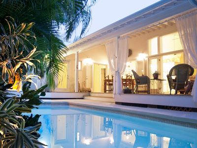 Photo for Luxurious Key West Home - Private Heated Pool- Dog Friendly -Off Street Parking