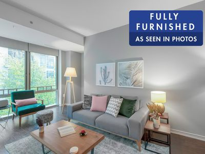 Photo for Refined West End 1BR, w/ gym, walk to Georgetown by Blueground