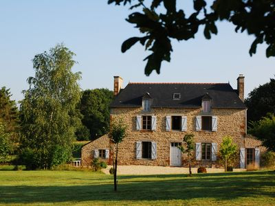 Photo for Family house ideally located close to Saint-Malo and Mont-Saint-Michel