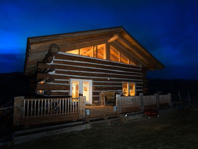 Photo for Yellowstone Basecamp Lodge - Ping Pong, Foosball, Fly Fishing, Near Chico!