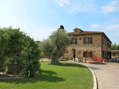 Photo for One bedroom Villa, sleeps 4 in Molino Mazzetti with Air Con and WiFi
