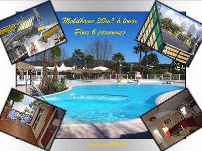 Photo for 2BR Mobile Home Vacation Rental in FREJUS, VAR