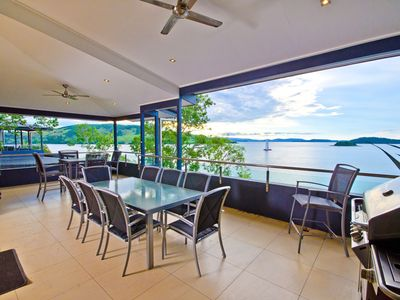 Photo for Edge 16 Hamilton Island Absolute Waterfront Luxury Property With Golf Buggy