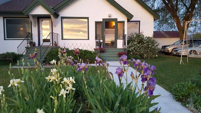 Photo for Charming vintage home, newly renovated, offers privacy & exclusivity for guests.