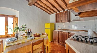 Photo for Holiday Farmhouse with pool - Apartment L'UCCELLARE 4 sleeps