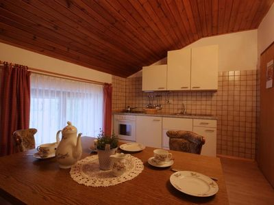 """Photo for Apartment """"Zollner"""" / 2 bedrooms / shower, WC - storm, country house"""