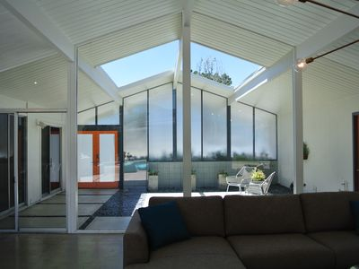Photo for Mid Century Modern Single Story Home by Disneyland