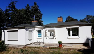 "Photo for Holiday home ""Uhlenhorst"" on Usedom for up to 6 persons with a large garden"
