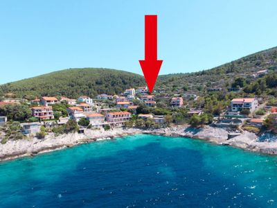 Photo for Apartment Peric (KOR200) in Korcula/Korcula - 7 persons, 3 bedrooms