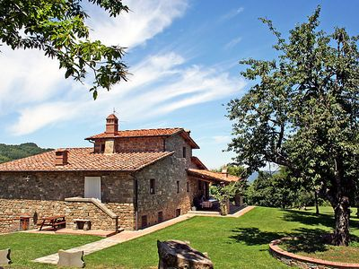 Photo for Apartment Lucolena  in Greve in Chianti, Tuscany Chianti - 6 persons, 3 bedrooms