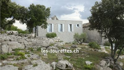 Photo for Spacious stone house in a wonderful natural park
