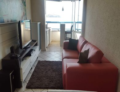 Photo for Beautiful apartment with sea view and pool!