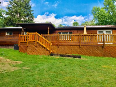 Photo for Cabin with Fishing Pond in the Hocking Hills