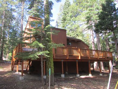 Photo for 3BR Cabin Vacation Rental in Homewood, California