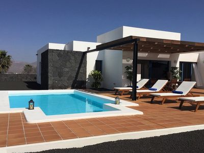 Photo for Bellavista A9 with private heated pool, air conditioning, wifi, etc ...