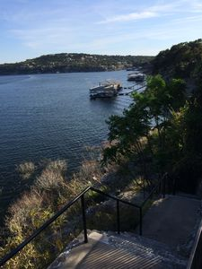 View toward Briarcliff Marina - It's only 2-3 minutes away!  Boat ramp avail.