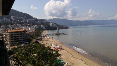 Photo for puerto vallarta beach front condos