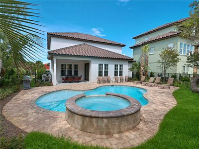 Photo for FREE Golf Cart, Private Pool,  5 King Beds, New Luxury Home