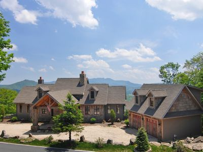 Photo for Multi-million Dollar Designer Mountain Estate