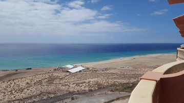 Playa de Costa Calma North, Fuerteventura, Canary Islands, Spain