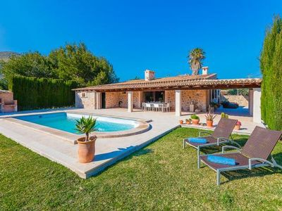 Photo for holiday home -, Pollensa  in Mallorca Nord - Ostküste - 7 persons, 4 bedrooms