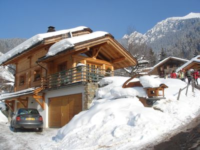 Photo for PROMOTION CHARMING CHALET 4 stars, Gites de France near the center.