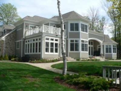 Photo for White Cliff Water Front Home, the Finest in Door County!