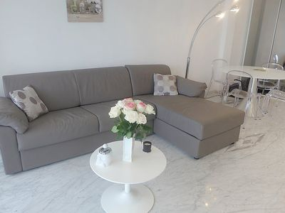 Photo for Apartment L'Angelina in Cagnes-sur-Mer - 4 persons, 1 bedrooms
