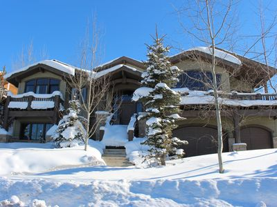 Photo for 7BR Chalet Vacation Rental in Park City, Utah